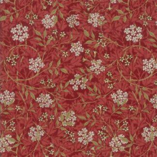 Morris Garden - Crimson 7332-13