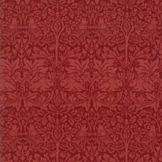 Morris Garden - Crimson 7333-19