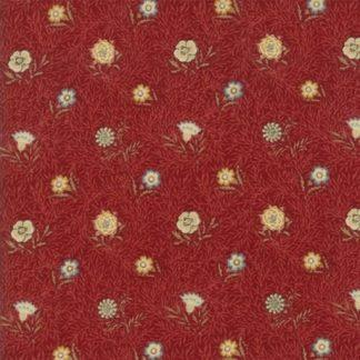 Morris Garden - Crimson 7335-13