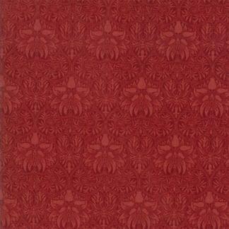 Morris Garden - Crimson 7337-15