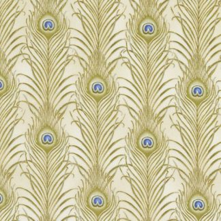 Peacock Feathers CM6459-Latte