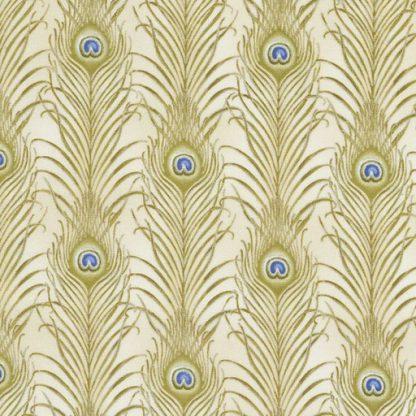 Peacock Feathers CM6459-Latte