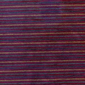 Traditional Japanese Stripe – Cherry Red