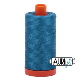 Aurifil Thread Mako' NE 50 1125, 1300 metre spool