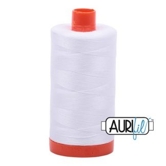 Aurifil Thread Mako' NE 50 2024, 1300 metre spool