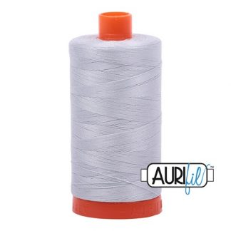 Aurifil Thread Mako' NE 50 2600, 1300 metre spool