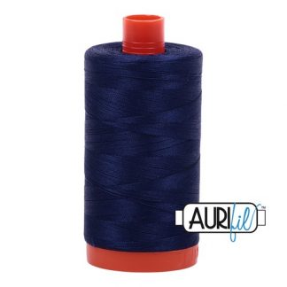 Aurifil Thread Mako' NE 50 2745, 1300 metre spool