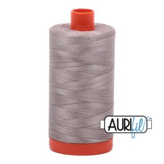 Aurifil Thread Mako' NE 50 6730, 1300 metre spool