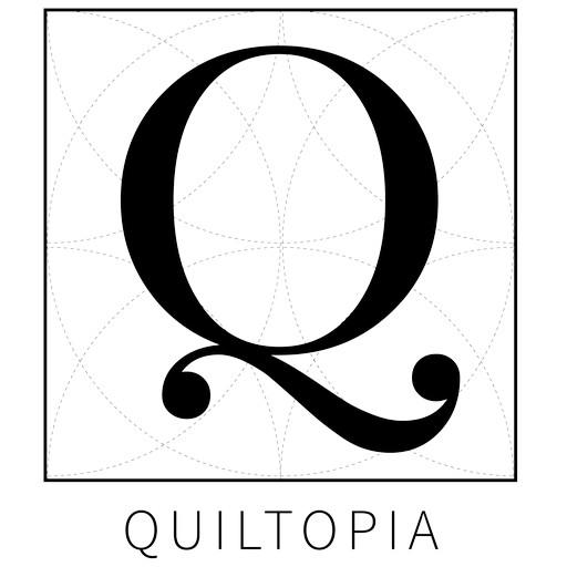 Quiltopia Logo