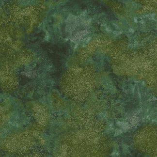 Shimmer Metallic Texture - Fern