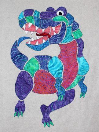 Tommy T-Rex Pattern