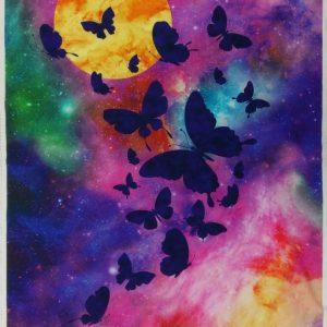 Imagine Butterfly Panel DP22564