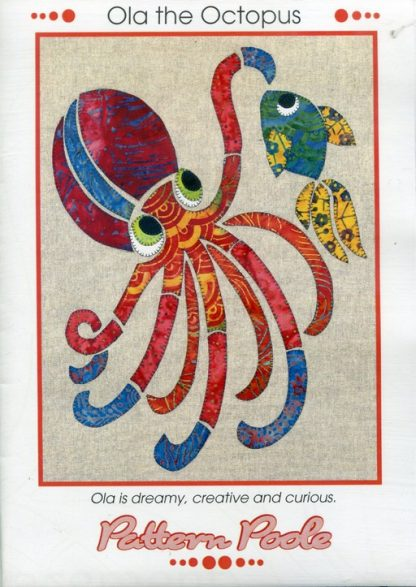 Ola the Octopus Pattern