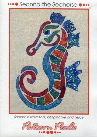Seanna the Seahorse Pattern