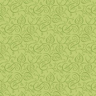 Leaves - Green 1385-61