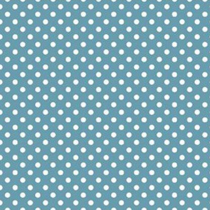 Ocean Blue Dots 9TGA-2