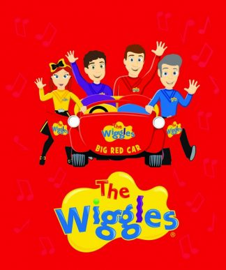The Wiggles Panels