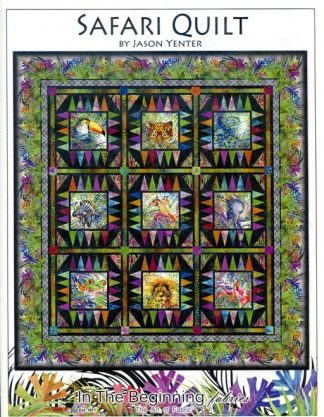 Safari Quilt Pattern