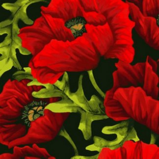 Red Packed Poppies Y2658-82