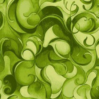 Olive Swirl Y2660-26