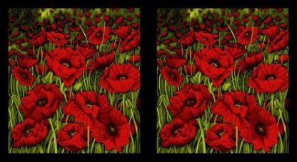 Poppy Poetry Panel y2657-82