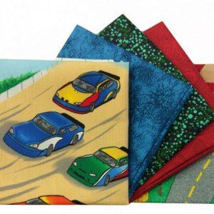 Fat Quarters Bundle – Kids Transport
