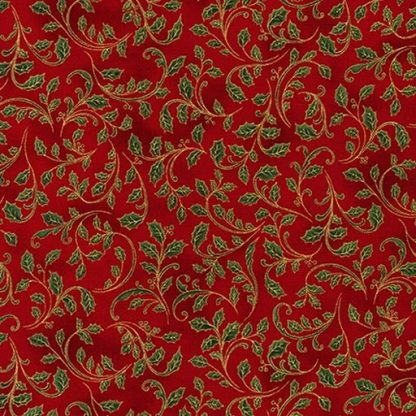 Winter's Grandeur 7 SRKM-18382-3 Red