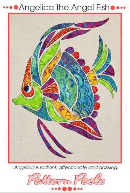 Angelica the Angel Fish Pattern