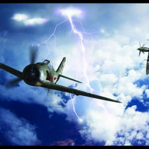Hangar 7 Gathering Storm Panel DV520