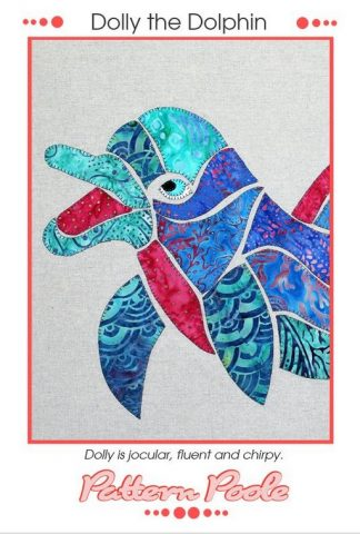 Dolly the Dolphin Pattern