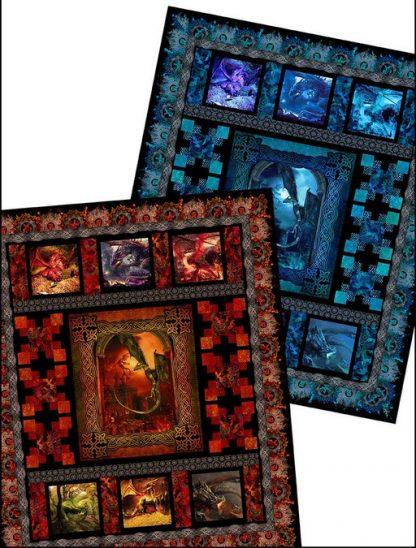Dragons Pattern