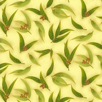 Gum Leaves - Green 0016-15