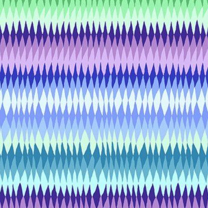 Diamond Stripe PWGP170-BLUE