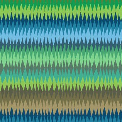 Diamond Stripe PWGP170-GREEN
