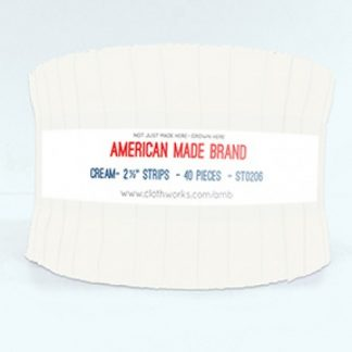American Made Brand Strip Roll - Cream