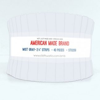 American Made Brand Strip Roll - Mist Grey