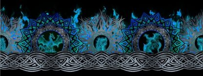 Dragons - Blue Fury 3DRG-2
