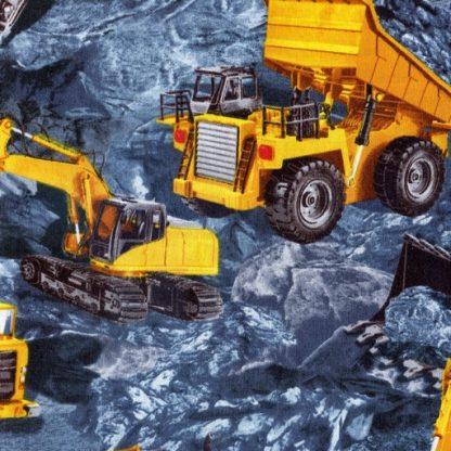 Construction Trucks C6529-Slate
