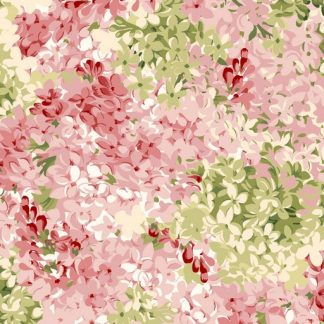 Packed Lilacs - Pink MAS9633-P