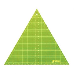 12 Inch Triangle Template