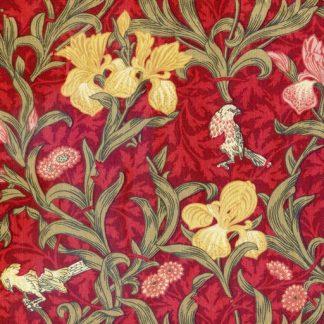 May Morris Studio 7340-13 Crimson