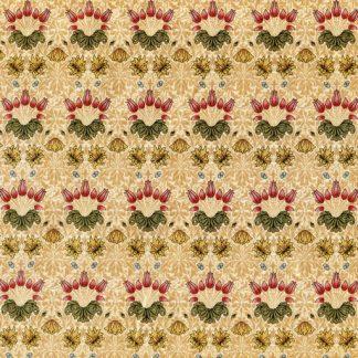 May Morris Studio 7342-11 Cream