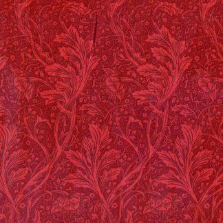 May Morris Studio 7346-16 Crimson