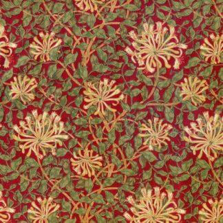 May Morris Studio 7347-14 Crimson