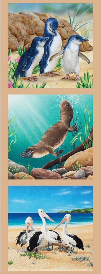 Wildlife Art 2 Panel DV3176