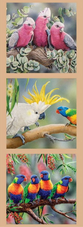 Wildlife Art 2 Panel DV3178