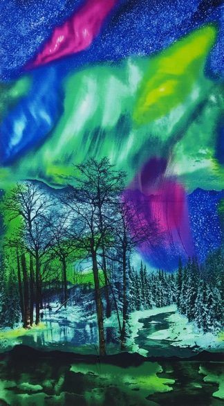 Northern Lights Panel C6790-MULTI