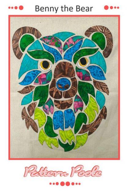 Benny the Bear Pattern
