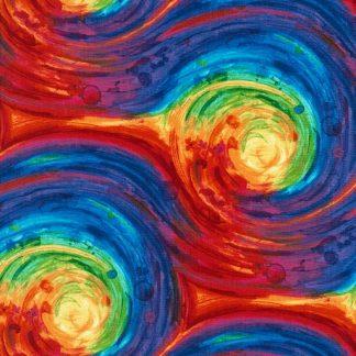 Painted Swirl C5755-Multi
