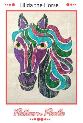 Hilda the Horse Pattern